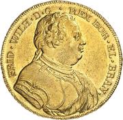 1 Wilhelm d'Or - Friedrich Wilhelm I. – obverse