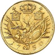 2 Friedrichs d'Or - Friedrich II. – reverse