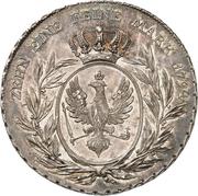 1 Thaler - Friedrich Wilhelm II. (Konventionstaler) – reverse