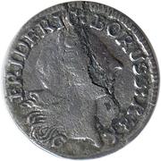 1 Kreutzer - Friedrich II. – obverse
