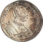 6 Kreuzer - Friedrich II. – obverse