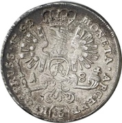 18 Gröscher - Friedrich II -  obverse