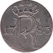 1/24 Thaler - Friedrich II. -  obverse