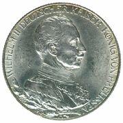 2 Mark - Wilhelm II (Reign) – obverse