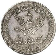 1 Thaler - Friedrich I. (Rothenburg Ausbeute) – reverse