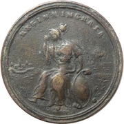 Medal - Frederick II (Regina Ingrata) – reverse