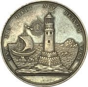 Presentation medal of religious confirmation (Type 4) – obverse
