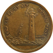 Presentation medal of religious confirmation (Type 5) – obverse