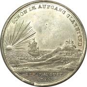 Medal - Start of reign of Friedrich Wilhelm II. (Prussia) – reverse