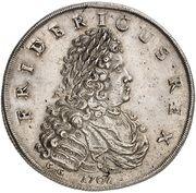 1 Thaler - Friedrich I (Coronation) -  obverse