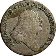 4 Groschen - Friedrich Wilhelm II -  obverse