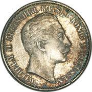 2 Mark - Wilhelm II – obverse