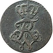 1 Gröschel - Friedrich Wilhelm III – obverse