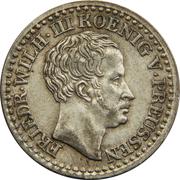 1 Silber Groschen - Friedrich Wilhelm III -  obverse