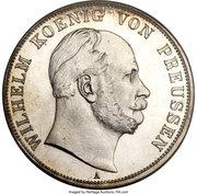 2 Vereinsthaler - Wilhelm I. – obverse