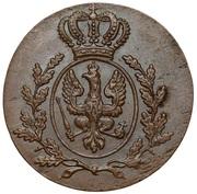 1 Groschen - Friedrich Wilhelm III – obverse
