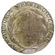 2 Złote - Siege of Zamość (Heavier type) – reverse