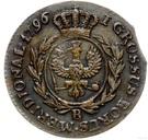 1 Grossus - Friedrich Wilhelm II – reverse