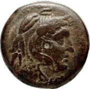 Chalkon - Ptolemy IV Philopator – obverse