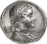 Tétradrachme - Ptolemy V – obverse