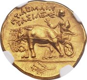 Stater - Ptolemy I Soter as King – reverse