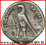 Tetradrachm - Ptolemaios II – reverse
