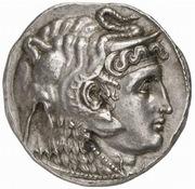 Tetradrachm - Ptolemy I Soter (Alexandria mint) – obverse