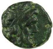 Hemichalkous - Ptolemy VI – obverse