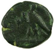 Hemichalkous - Ptolemy VI – reverse