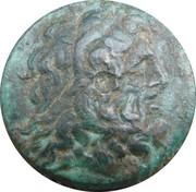 Chalkon - Ptolemaios III – obverse