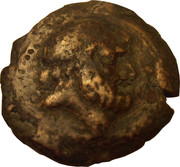 Chalkon - Ptolemaios XII – obverse