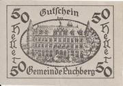 50 Heller (Puchberg bei Wels) – obverse