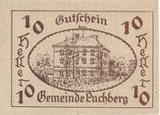 10 Heller (Puchberg bei Wels) – obverse