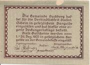 10 Heller (Puchberg bei Wels) – reverse