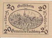 20 Heller (Puchberg bei Wels) – obverse
