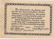 20 Heller (Puchberg bei Wels) – reverse