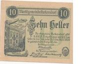 10 Heller (Purkersdorf) -  obverse