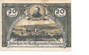 20 Heller (Putzleinsdorf) -  obverse