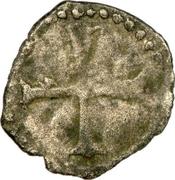 Obole anonyme de l'évêché du Puy (X°-XII° S.) – obverse
