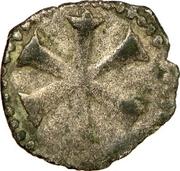 Obole anonyme de l'évêché du Puy (X°-XII° S.) – reverse