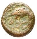 Bronze Æ17 – reverse