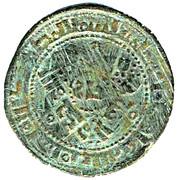 Fals - Nasr b. 'Ali - 993-1013 AD (Ferghana mint) – obverse