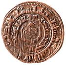 Fals - Muhammad b. 'Ali (with Irtash vassal 1015 AD) – obverse