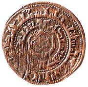 Fals - Muhammad b. 'Ali - 1003-1024 AD (with Irtash vassal 1015 AD) – obverse