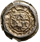 1 Brakteat - Heinrich X. – obverse