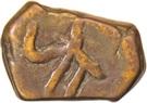 1 Paisa - Jorawar Khan (Radhanpur) – obverse