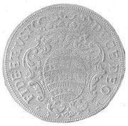 2 Ducati (Libertina - Coat of Arms) -  reverse