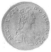 1 Tallero (Maria Theresia) – obverse