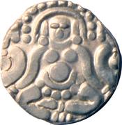 Mashaka - Gangeya Deva (Kalachuris of Tripuri) – obverse