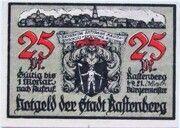 25 Pfennig – obverse